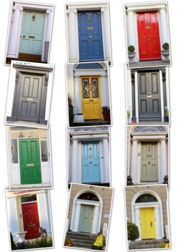 Dublin doors, Dublin/Ireland