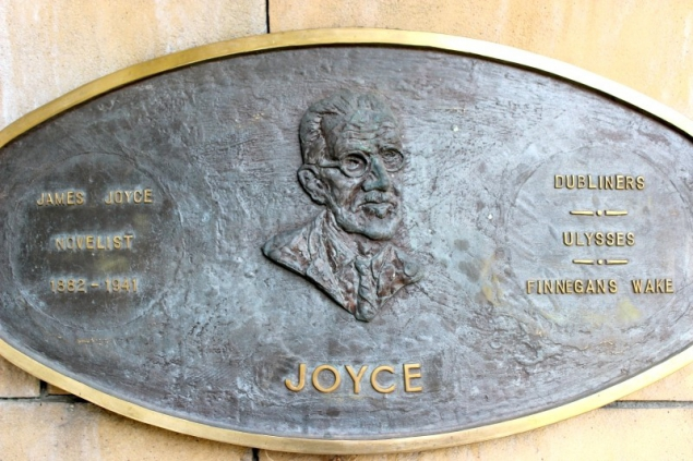 James Joyce, Dublin/Ireland