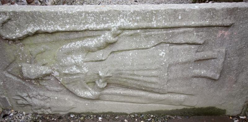 St. Mary's church, Duleek in Co. Meath/Ireland