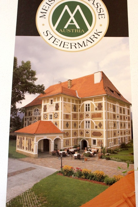 Castle Farrach, Styria/Austria