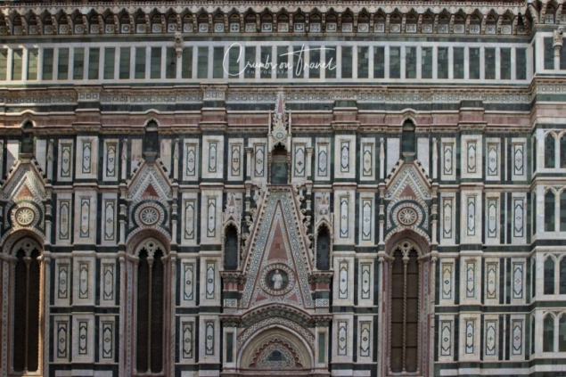 Cathedral Santa Maria del Fiore of Florence, Tuscany/Italy