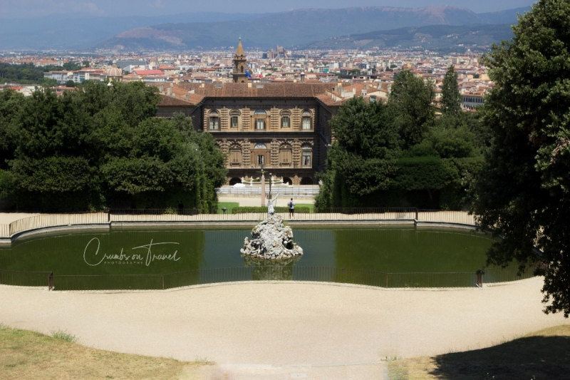 Pitti Gardens, Florence/Italy