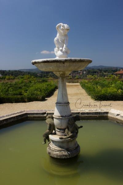 Pitti Gardens, Florence/Italy