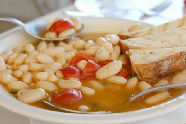 Zuppa di fagioli – bean soup
