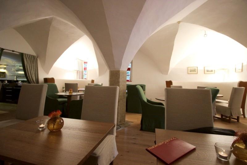 Cafeteria, Schloss Gabelhofen, Fohnsdorf, Upper Styria/Austria