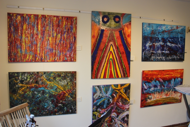 Gallery Eigenartig, Gleschendorf/Germany