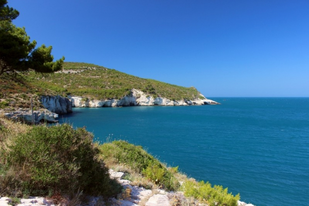 National Park of Gargano, Apulia/Italy