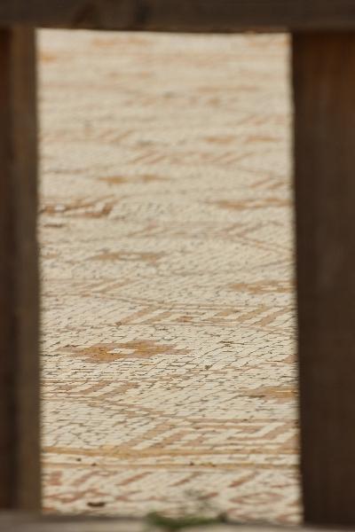 Mosaik floor, Gerasa, Jordan