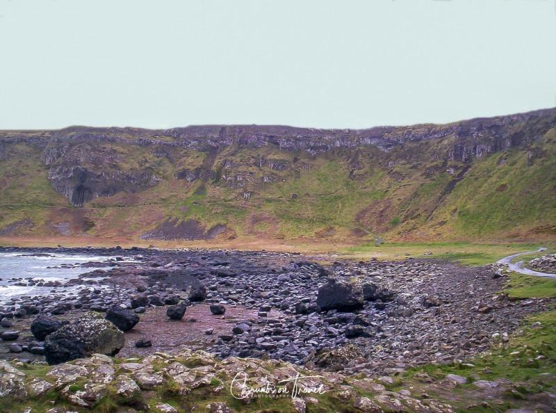 Giants Causeway in Antrim/Northern Ireland