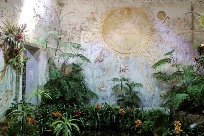 Giardini La Mortella, Forio d'Ischia, Campagna/Italy