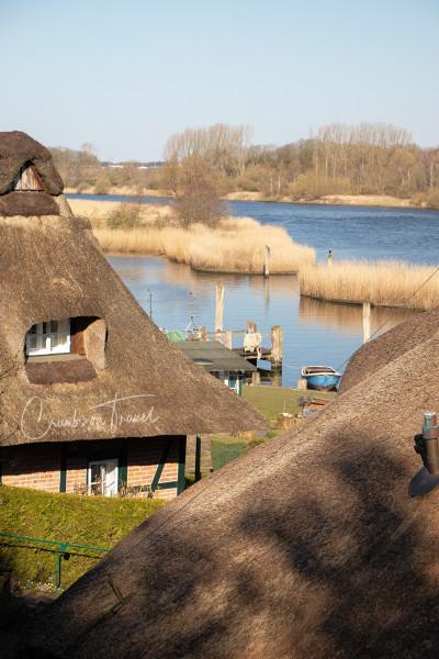 Gothmund - A little fisher village near to Lübeck