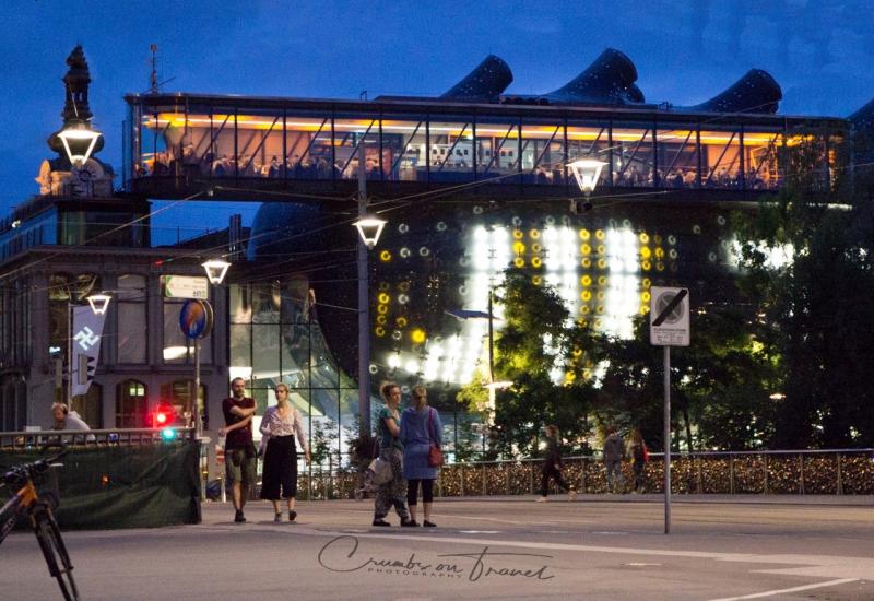 Lights and nightlife of Graz/Austria