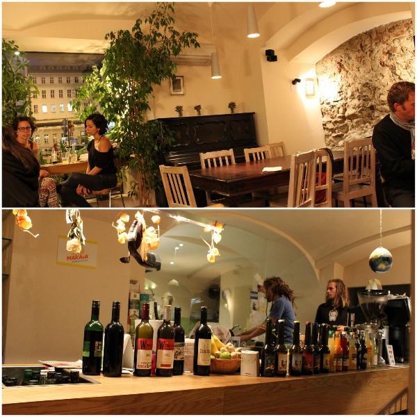 Cafe Erde in Graz
