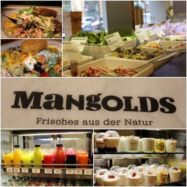 Restaurant Mangolds in Graz