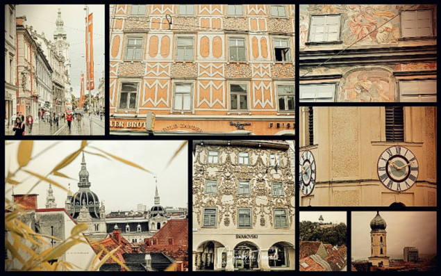 Impressions of Graz