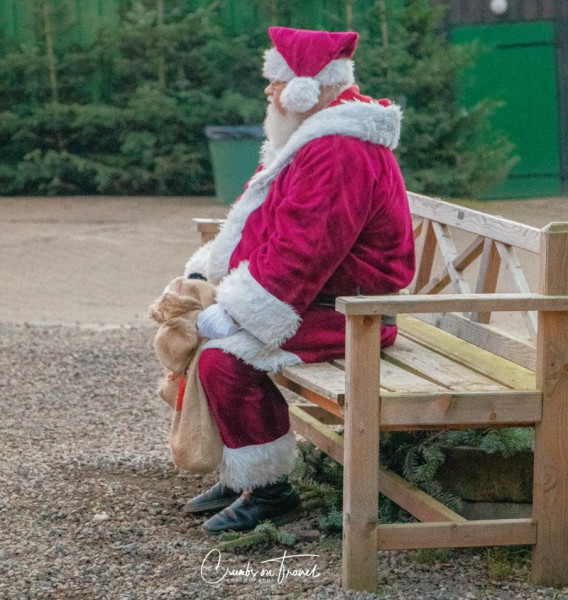 Santa at Gut Basthorst