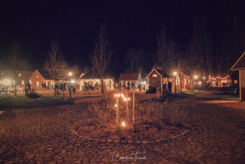 Christmas market at Gut Pronsdorf