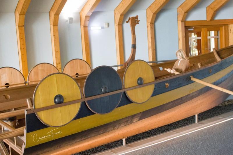 Museum Haithabu - Viking village in Schleswig-Holstein