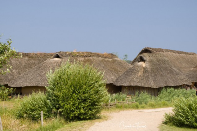 Houses, Haithabu/Hedeby