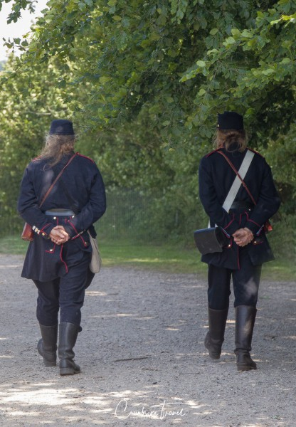 Soldiers, Haithabu/Hedeby