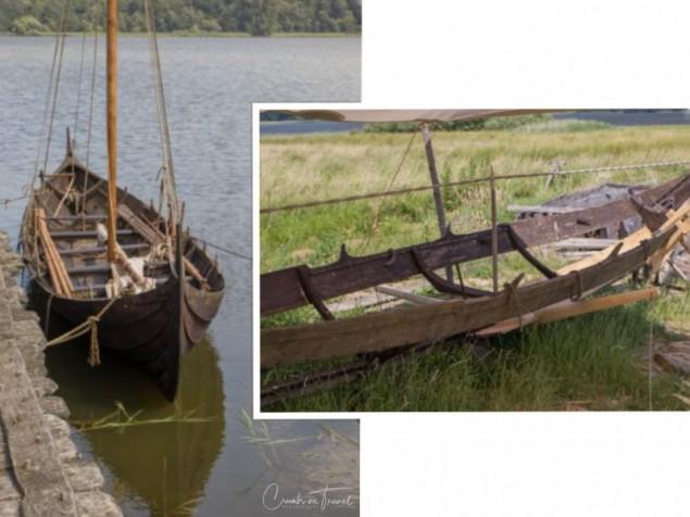 Boats, Haithabu/Hedeby