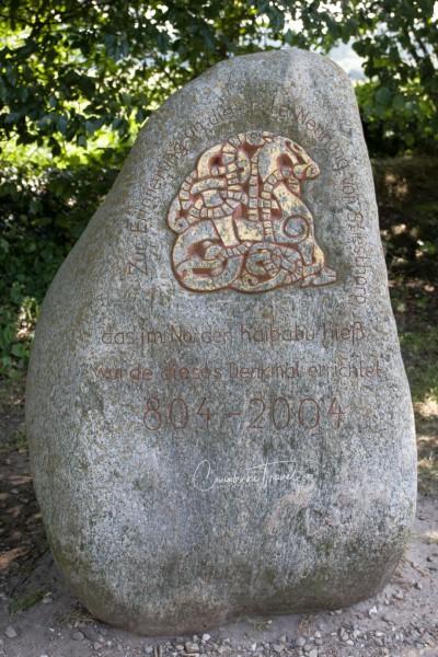 Runestone, Haithabu/Hedeby
