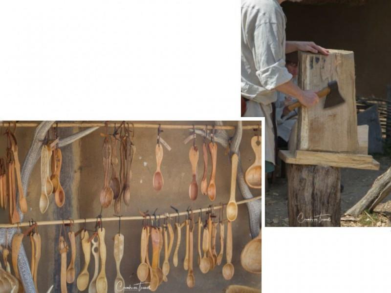 Woodwork, Haithabu/Hedeby
