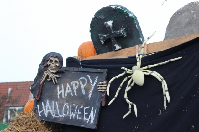 Halloween, Travemünde, Germany