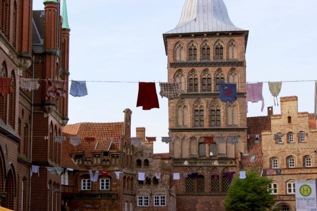 Medieval in Lübeck, Schleswig-Holstein/Germany