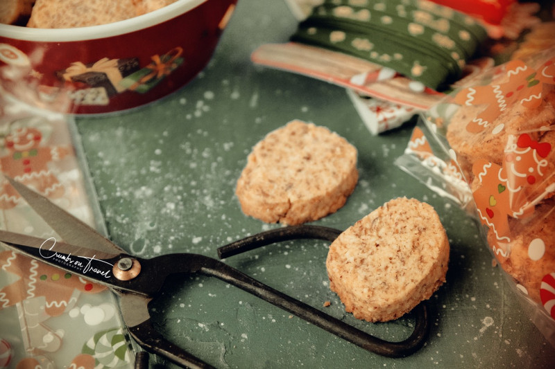 Heidesand German Christmas cookies