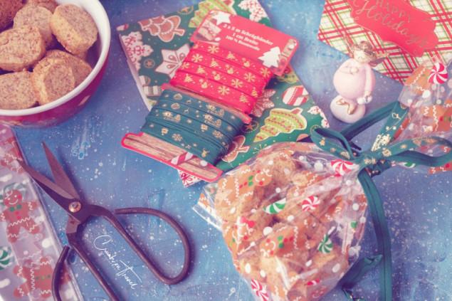Heidesand German Christmas cookies