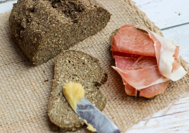 Hemp Sesame Bread