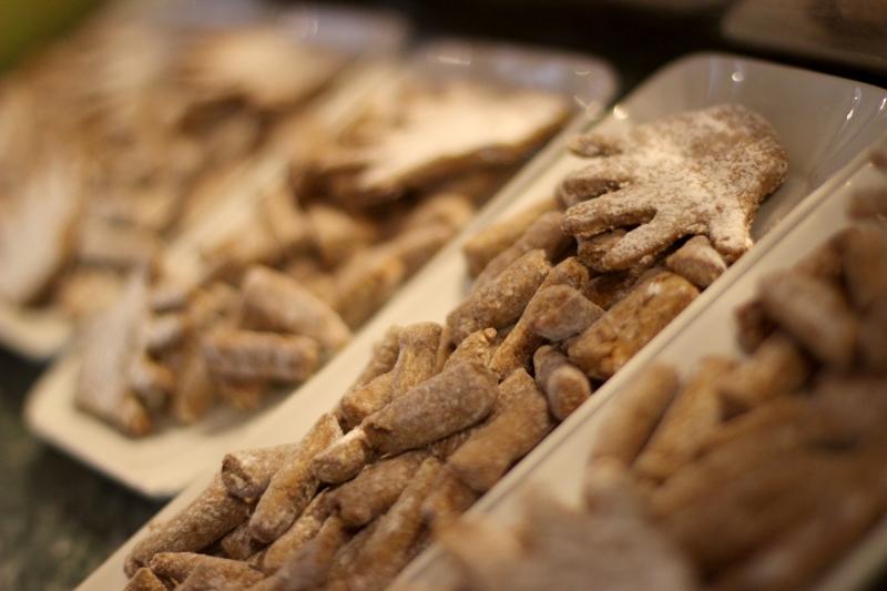 Hildegard from Bingen cookies, Trotula e Ildegarda, le prime medichesse, 14th September 2014