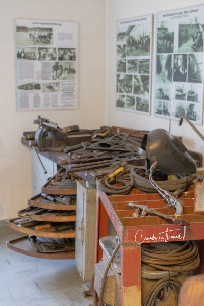 Tools, Industrial museum Kücknitz
