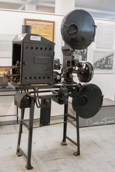 Cinema, Industrial museum Kücknitz