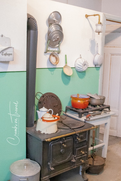 Kitchen, Industrial museum Kücknitz