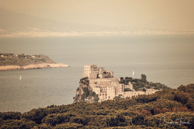 The Castle of Ischia in the Gulf of Naples, Campania/Italy