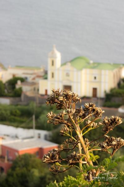 Fiaiano, Ischia in the Gulf of Naples, Campania/Italy