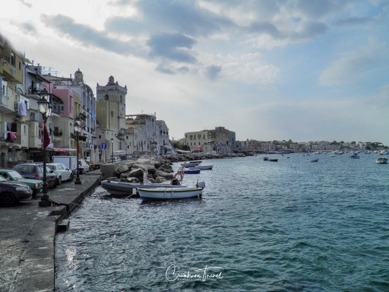 Impressions from Ischia in Campania