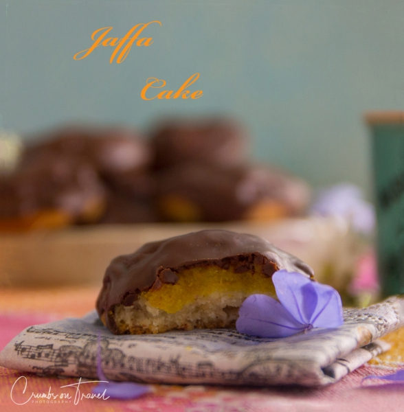 GF/DF Jaffa Cakes