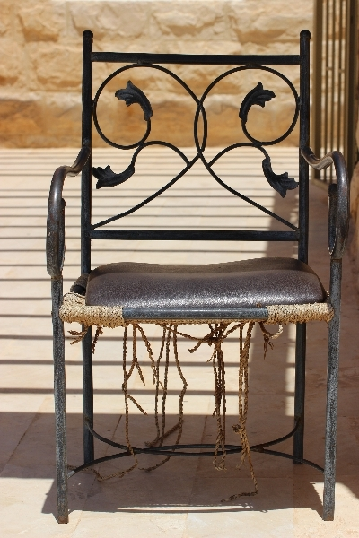 Chair, Jordan, Middle East