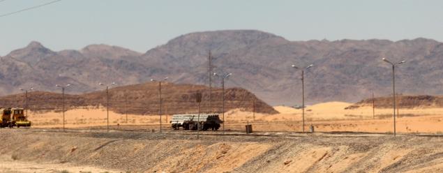 Railway, Jordan, Middle East