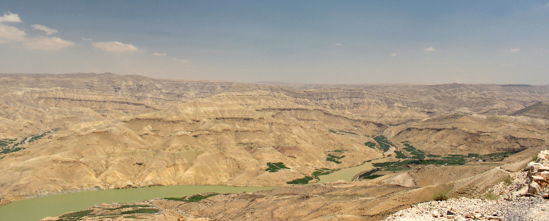 Landscape, Jordan, Middle East