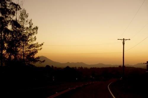 Sunset, California/USA