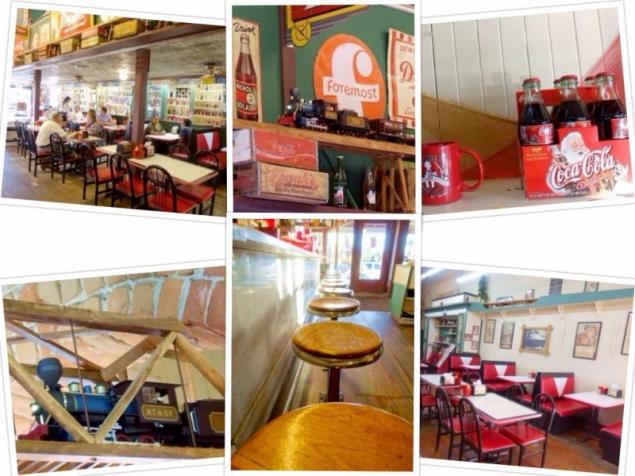 Restaurant in Julian, California/USA