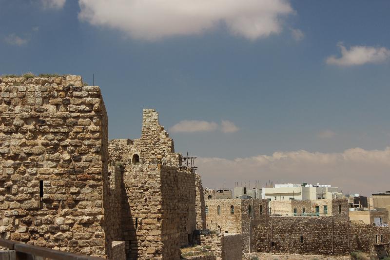 Karak castle, Jordan