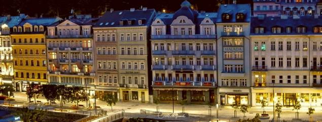 Impressions of Karlovy Vary
