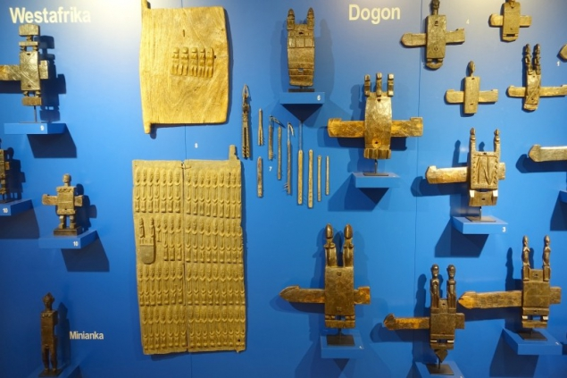 At the key and lock museum in Graz, Styria,/Austria