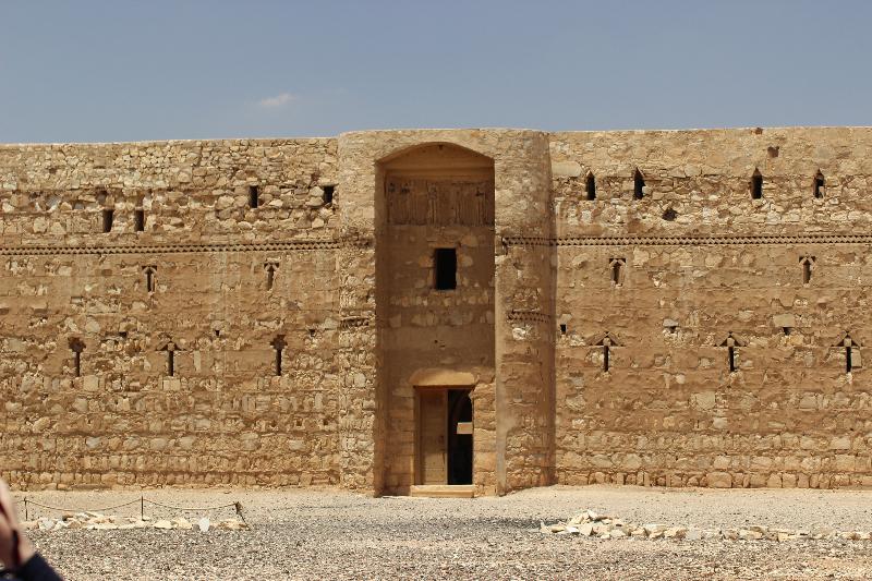 Qasr Khanara, Jordan