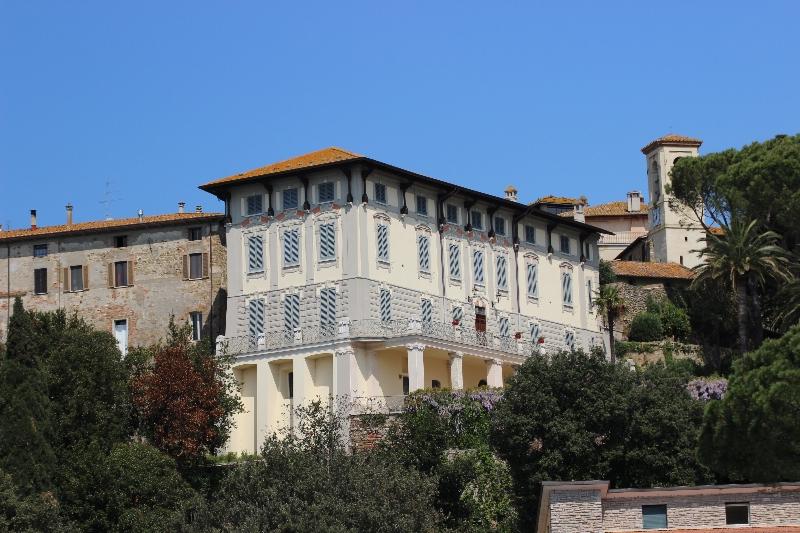 Hotel, Lake Trasimeno, Umbria, Italy